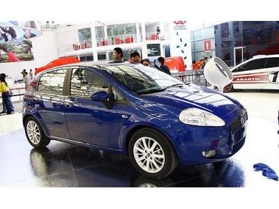 3款菲亚特车型进口 预售