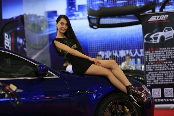 2016上海 mc china国际改装车展高清图片