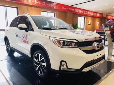 广汽三菱首款合资新能源车型祺智PHEV