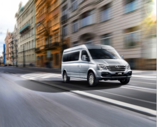 _【上汽MAXUS新闻稿】8月销量同比增长45.8%,上汽MAXUS连续逆势上涨 V8872