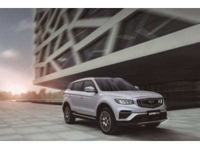 """售价8.88-15.18万元  中国""""三好SUV""""博越家族成都车展上市"""