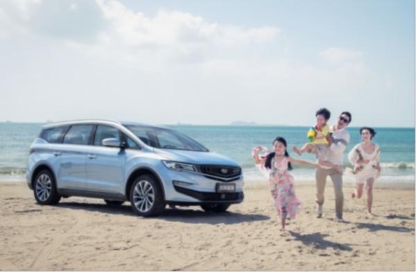 _【8月销量快讯】环比增长11%,吉利汽车8月销量101223辆730