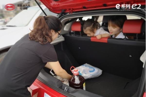 _比亚迪e2——开启电动出行全场景用车试驾体验1105