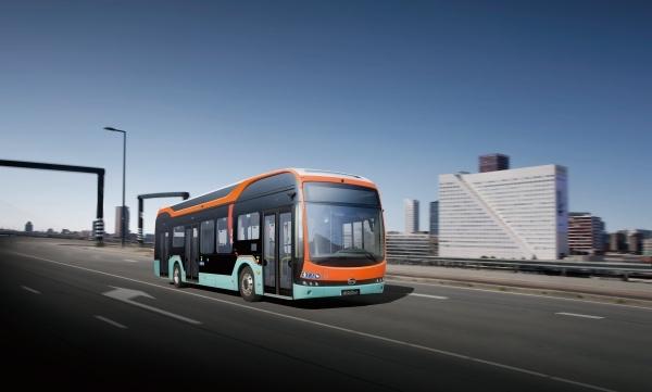 _比亚迪全新一代12米纯电动巴士
