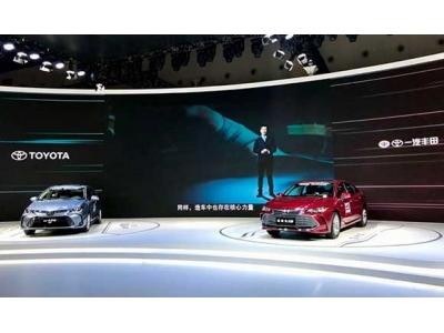 一汽丰田销量逆势上扬—TNGA持续发力