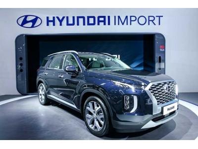 现代进口汽车帕里斯帝公布售价29.88-32.98万元