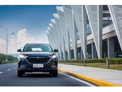10万车主品质验证,长安欧尚X7上市一周年第10万台下线